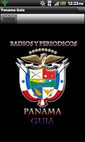 Screenshot of Panama Guide News Papers Radio