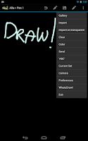 Screenshot of Draw!