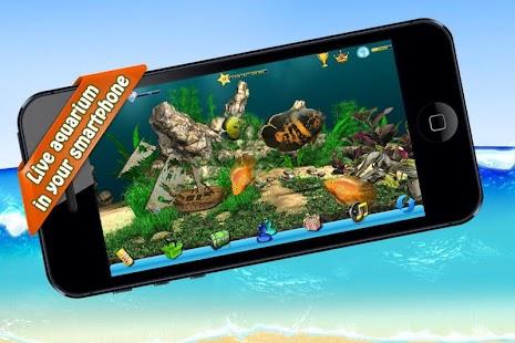 Game AquaLife 3D APK for Kindle