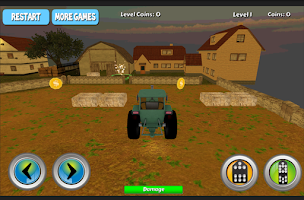 Screenshot of Tractor Farm Parking