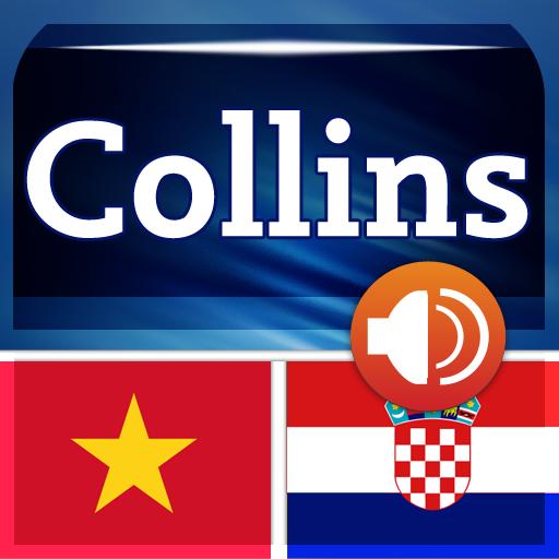 Vietnamese<>Croatian Dictio TR LOGO-APP點子