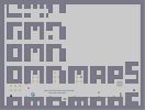 Thumbnail of the map 'OMNOMNOMNOM MAPS'