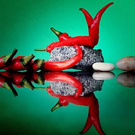 Hot   by Janette Ho - Food & Drink Fruits & Vegetables (  )