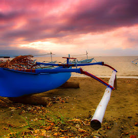 lovina beach by Agus Wisnu - Landscapes Sunsets & Sunrises