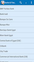 Screenshot of Hotlines Egypt