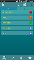 Screenshot of Tasks & To-Do List