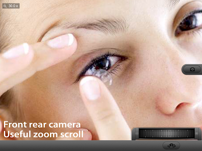 Mirror 10x Zoom