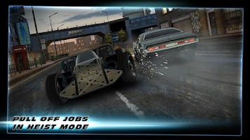 Screenshot of Fast & Furious 6: The Game