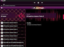 Screenshot of La Mega