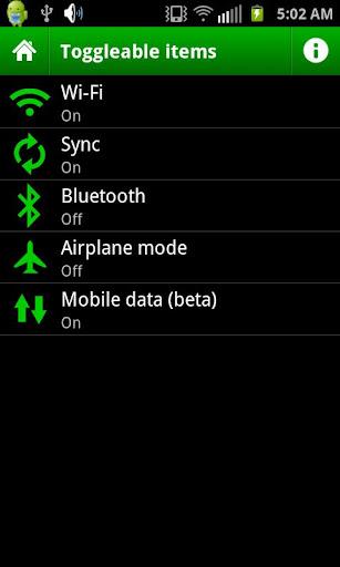 Wi-Fi Sync 3G ... Scheduler
