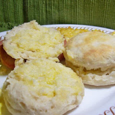 Favorite Homemade Buttermilk Biscuits