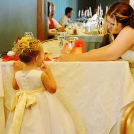 by Rhonda Rossi - Wedding Reception (  )