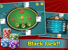 Screenshot of BlackJack - Daily 21 Points