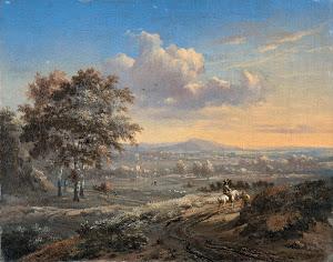 RIJKS: Jan Wijnants: painting 1684