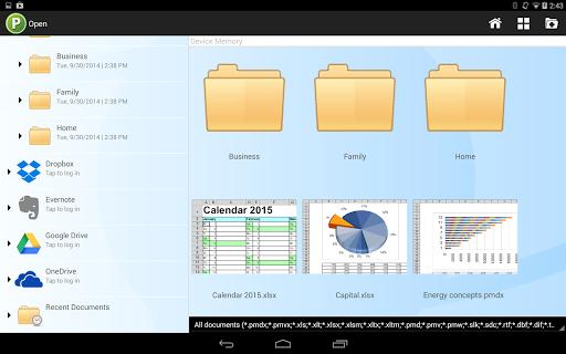 Office HD: PlanMaker FULL - screenshot
