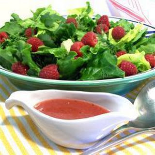 Raspberry Vinaigrette With Fresh Raspberries Recipes