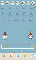 Screenshot of Soft Punch Dodol Theme