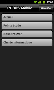 UBSmobile - screenshot