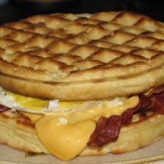 Wafflewich (Low-Fat)