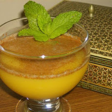 Orange Juice Drink (Litcheen Awasahr)
