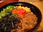 【渋谷ランチ】鶏そぼろ丼(はし田屋)