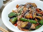 【自炊】野菜の甘酢炒め