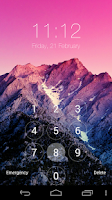 Screenshot of Fingerprint Keypad Lock