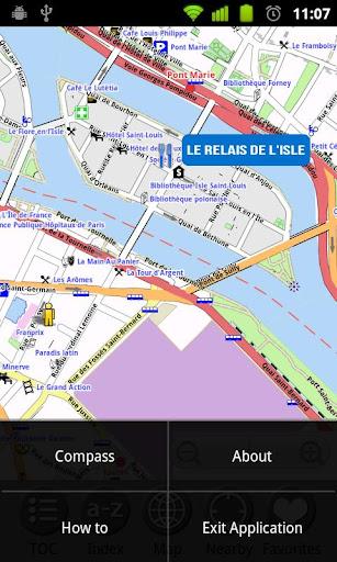 玩免費旅遊APP|下載Paris, France - Free Guide app不用錢|硬是要APP