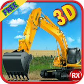 Heavy Excavator Simulator APK for Ubuntu
