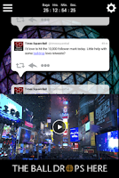 Screenshot of Times Square Official Ball App