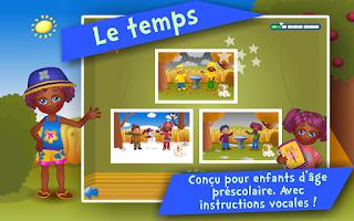 Screenshot of Les saisons ! Jeux enfants