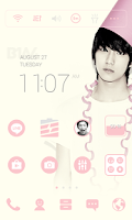 Screenshot of B1A4 - Gongchan Dodol Theme