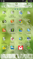 Screenshot of GO Launcher EX Weed Ganja