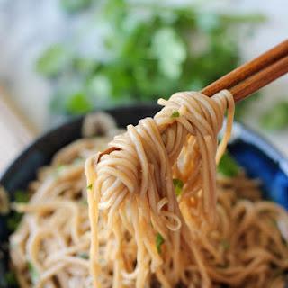 Japanese Sesame Oil Noodles Recipes