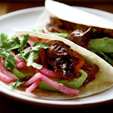 Cook the Book: Barbacoa Beef Cheek Tacos