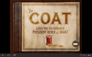 Screenshot of The Coat