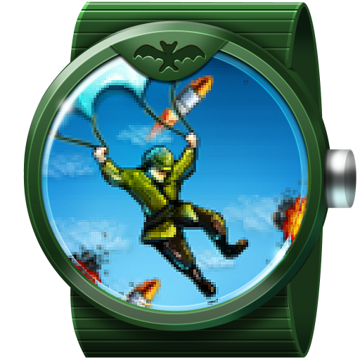 Trooper Defense - Android Wear