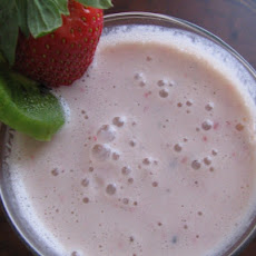 Strawberry-Kiwi Smoothie