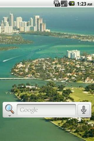 Miami Landscapes Wallpaper