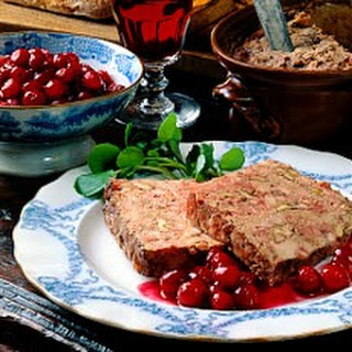 Terrine of Turkey and Bacon with Walnuts