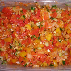 Fresh Pepper Salsa