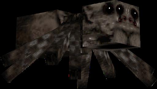 Realistic Spider
