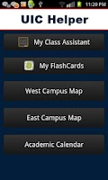 Screenshot of UIC Helper