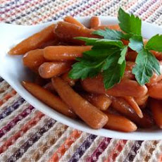 Marmalade-Glazed Carrots