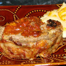 Mum's Pizza Meatloaf