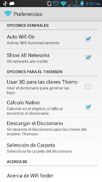 Wifi Password Recovery 359228 APK screenshot thumbnail 2