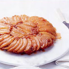 Apple Upside-Down Biscuit Cake