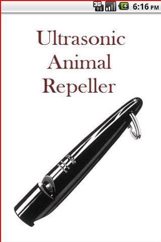 Ultrasonic Animal Repeller