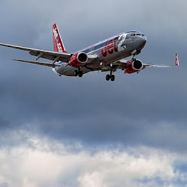 JET2 G-GDFR by Jason Garton - Transportation Airplanes