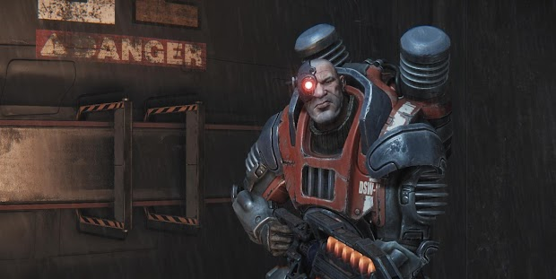 First of Evolve's player classes, the Markov, revealed